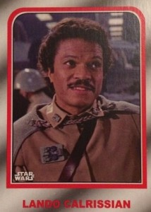 2015 Topps Star Wars: Journey to The Force Awakens Trading Cards 26