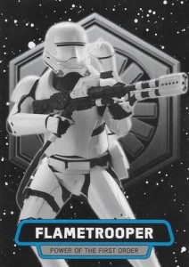 2015 Topps Star Wars: Journey to The Force Awakens Trading Cards 31
