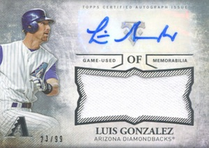 2015 Topps Triple Threads Baseball Cards 35
