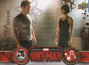 2015 Upper Deck Ant-Man Trading Cards 24