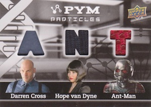 2015 Upper Deck Ant-Man Trading Cards 28