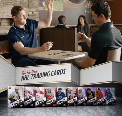 2015 Upper Deck Tim Hortons Collector's Series Hockey Cards 1