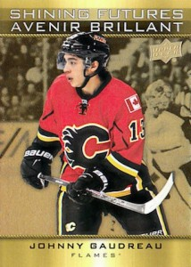 2015 Upper Deck Tim Hortons Collector's Series Hockey Shining Futures