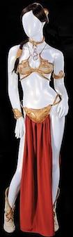 Princess Leia Slave Bikini One of Several Key Star Wars Memorabilia Items Now at Auction 2
