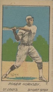 1920 W516-1 Rogers Hornsby