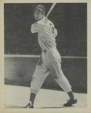 1939 Play Ball Ted Williams Rookie Card