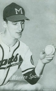 Top 10 Warren Spahn Baseball Cards 3