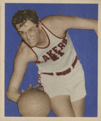 1948 Bowman Basketball Cards 1