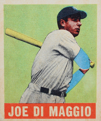 10 Most Valuable Vintage Joe Dimaggio Cards Top List Guide