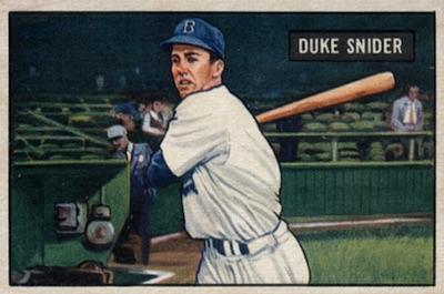 1951 Bowman Baseball Cards 14