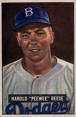 1951 Bowman Baseball Cards 17