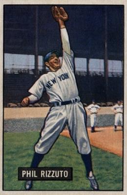 1951 Bowman Baseball Cards 12