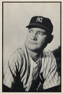 1953 Bowman Baseball Cards - Color and Black & White Series 16