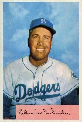 1954 Bowman Baseball Cards 9