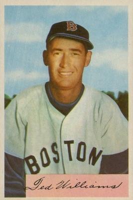 1954 Bowman Baseball Cards 1