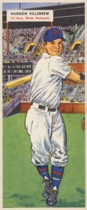 Top 10 Harmon Killebrew Baseball Cards 2