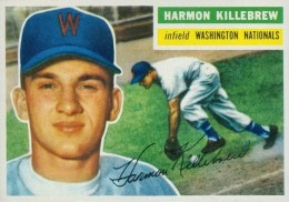 Top 10 Harmon Killebrew Baseball Cards 9