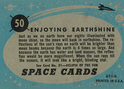 1957 Topps Space Cards 2