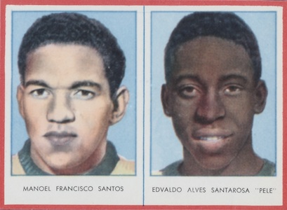 Pelé Rookie Cards Gallery and Autograph Memorabilia Guide 6