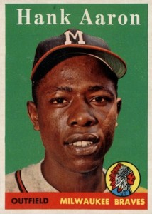 Top 10 Vintage Baseball Card Singles of 1958 9