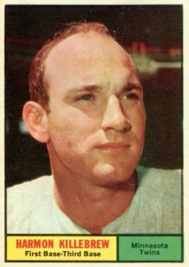 Top 10 Harmon Killebrew Baseball Cards 5