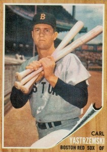 Top 10 Carl Yastrzemski Baseball Cards 7