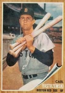 1962 Topps Carl Yastrzemski #425