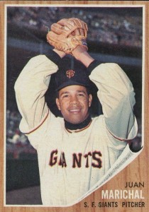 Top 10 Juan Marichal Baseball Cards 8
