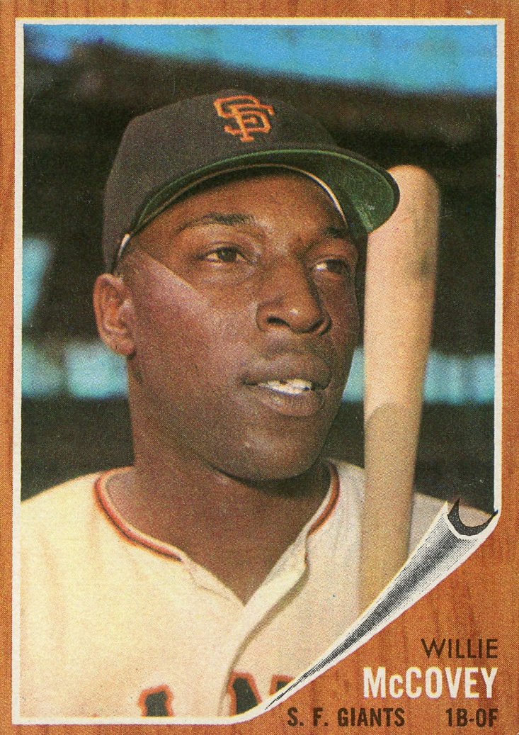 Top 10 Willie McCovey Cards 3