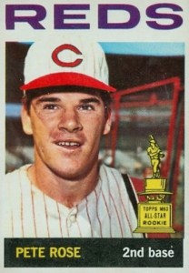 1964 Topps Pete Rose #125