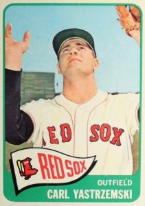 Top 10 Carl Yastrzemski Baseball Cards 6
