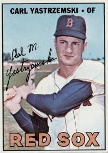 1967 Topps Carl Yastrzemski #355