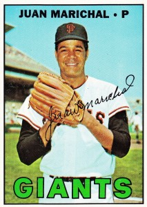 Top 10 Juan Marichal Baseball Cards 5