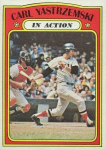 Top 10 Carl Yastrzemski Baseball Cards 1