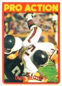 1972 Topps Dick Butkus