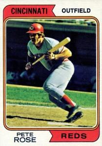 1974 Topps Pete Rose #300