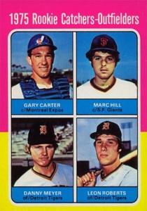 1975 Topps Gary Carter