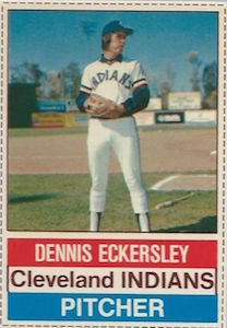Top 10 Dennis Eckersley Baseball Cards 10
