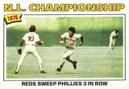 1977 Topps Pete Rose #277
