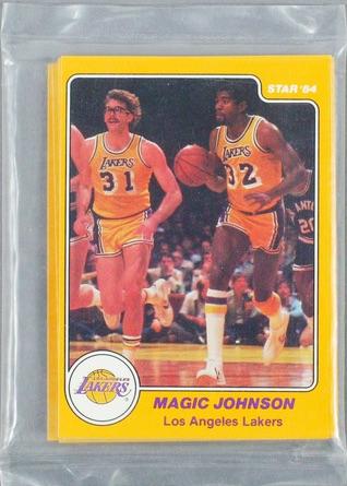 1983-84 Star Company Basketball Cards 4