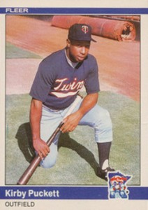 Top 10 Kirby Puckett Baseball Cards 10