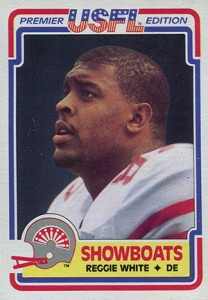 The Minister of Defense! Top 10 Reggie White Football Cards 11