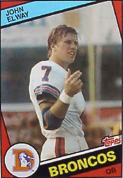John Elway Football Cards: Rookie Cards Checklist and Buying Guide 1