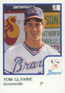 Top 10 Tom Glavine Baseball Cards Rookies Autographs