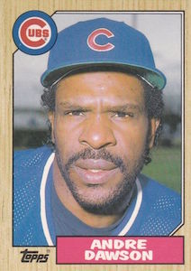Top 10 Andre Dawson Baseball Cards 2
