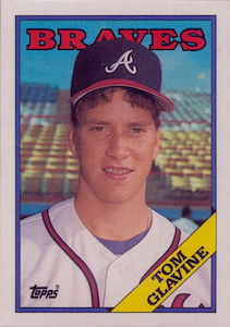 Top 10 Tom Glavine Baseball Cards 5
