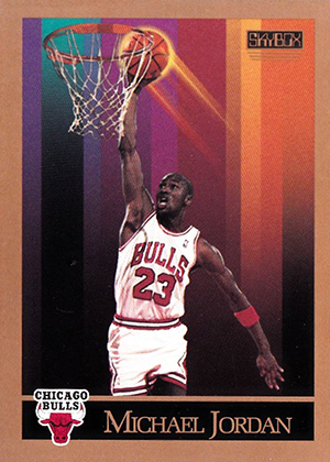 1990-91 SkyBox Basketball Cards 3