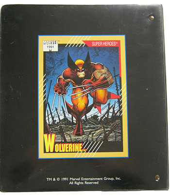 1991 Impel Marvel Universe Series II Trading Cards 6
