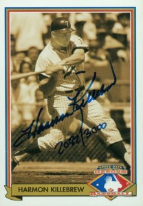 Top 10 Harmon Killebrew Baseball Cards 8