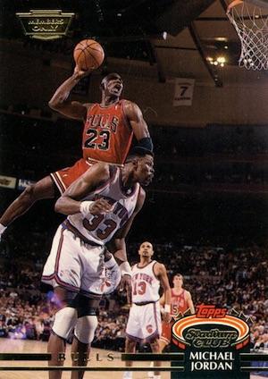 1992-93 Stadium Club Basketball Cards 6